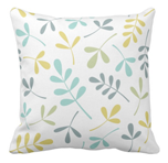 Leaf Design 3 Pillow