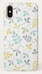 Leaf Design 3 Phone Case