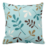 Leaf Design 18 Pillow