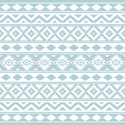 Aztec Ess3b Blue & White