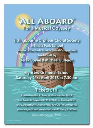 socs all aboard poster